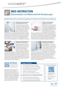 Medizintechnik-Einweisung_Informationsmaterial