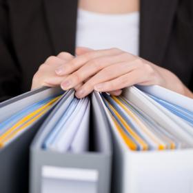 In der CAFM-Software integriertes Dokumentenmanagement